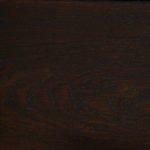 Dark walnut - Satin finish