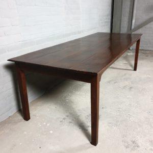 Antique farmhouse table - C031
