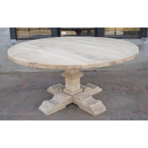 Round table oak G014