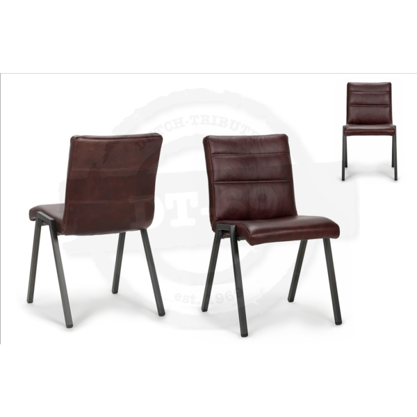 Industrial design chair Beam - without arm rests S007