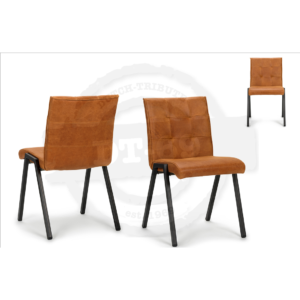 Industrial design chair Square - without arm rests S009