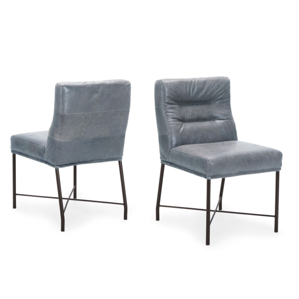 Industrial design dining chair Grasso S020