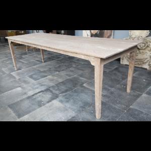 Long antique table - C004