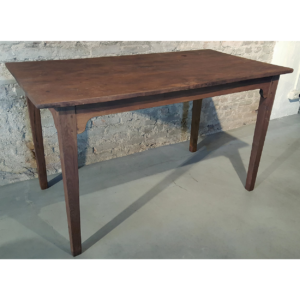 Small antique farmhouse table - C016