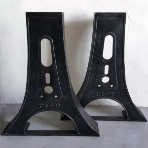 Cast iron industrial legs, just the base - IND117