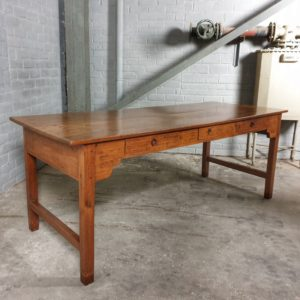 Antique farmhouse table - C034