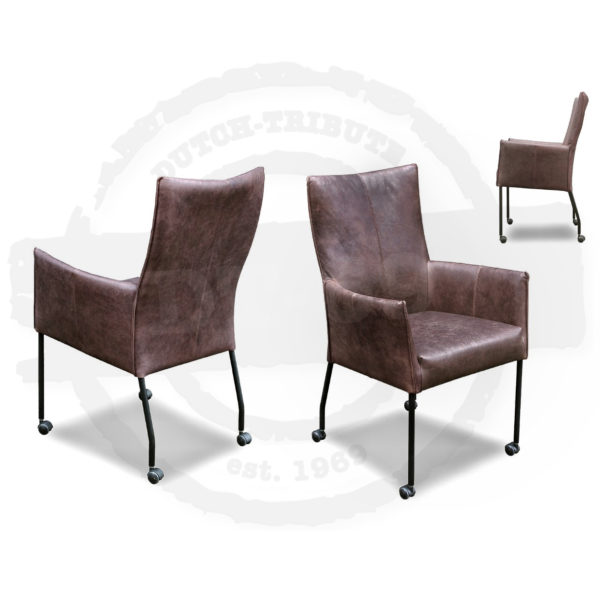Chair Kasper – with arm rests - S023