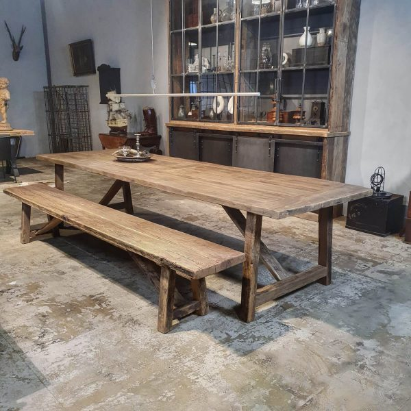 Refectory table Rothenburg Z007-1